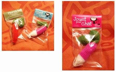 jouets du CDA - Absolument Chats