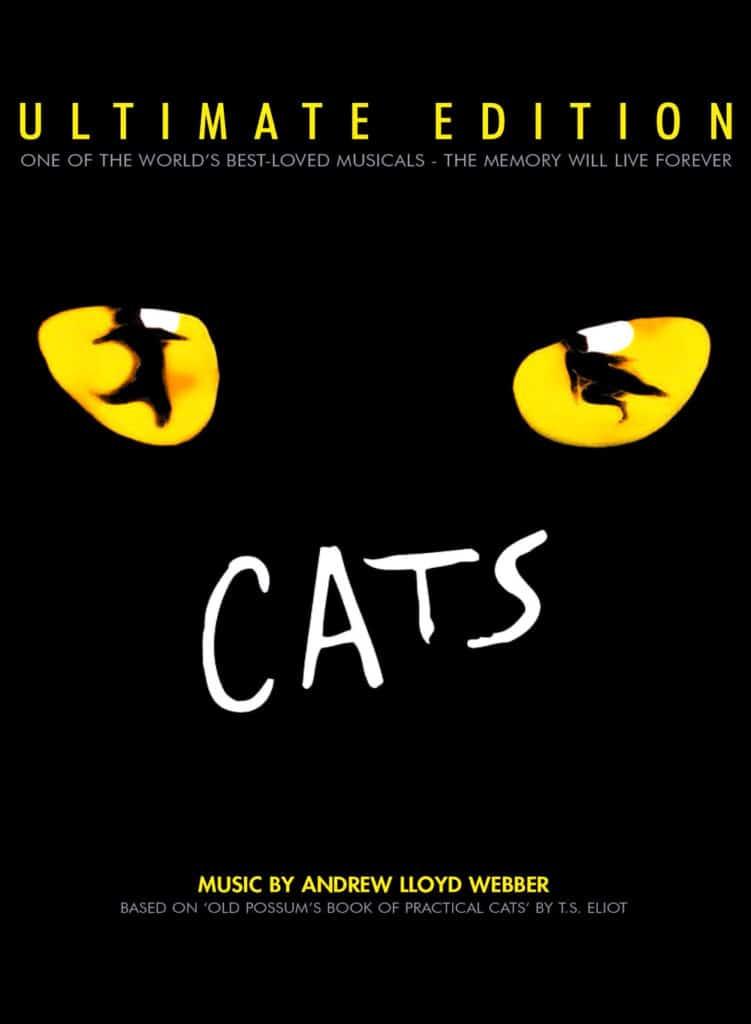 Affiche musical Cats