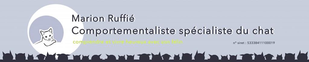 Marion Ruffié comprtementaliste specialiste chat