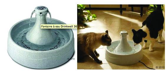 fontaine à eau drinkwell 360