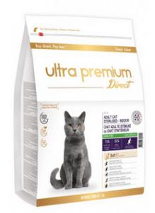 croquettes sans céréales, Ultra Premium Direct - Absolument Chats
