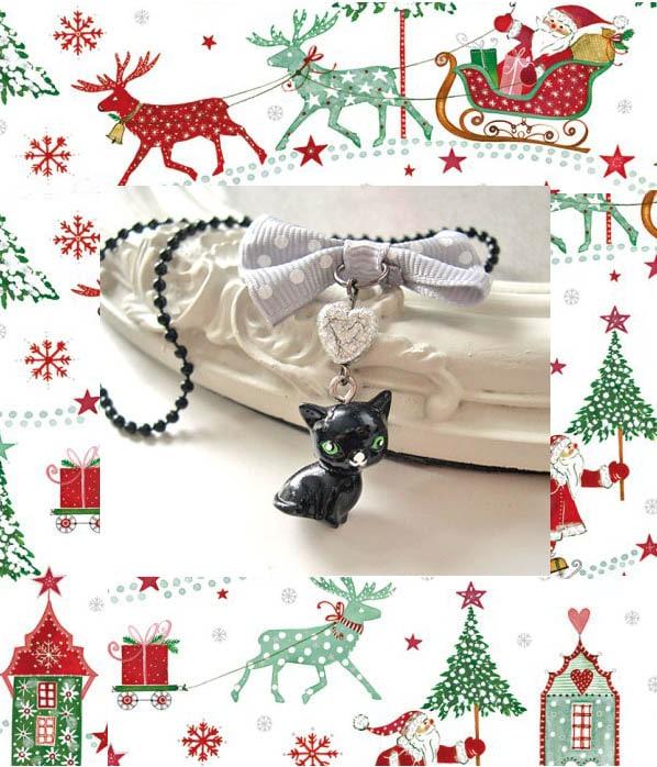 idées cadeaux noel- collier kawai 2
