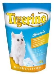 litiere silice tigerino