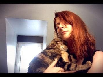 mon chat mignon et moi - Absolumentchats